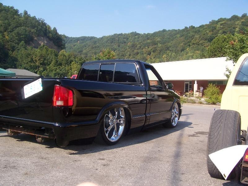 outkastsdimes 1996 Chevy S-10 photo