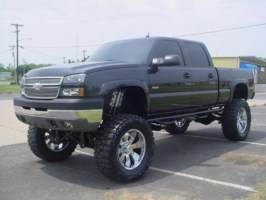 22s_N_40ss 2005 Chevy HD 2500 4x4 photo thumbnail