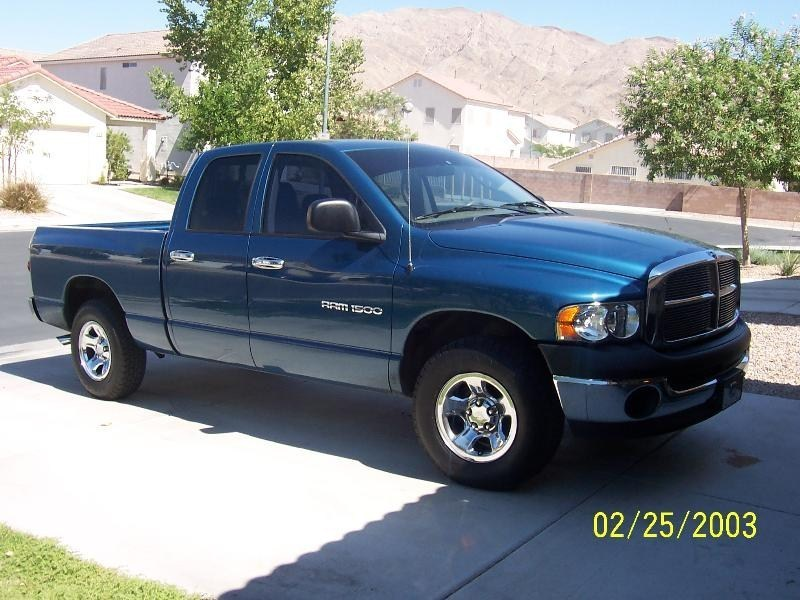 MALIBUNVEGASs 2005 Dodge Ram photo