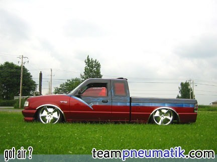 Benteampneumatiks 1997 Ford Ranger photo