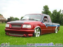 Benteampneumatiks 1997 Ford Ranger photo thumbnail