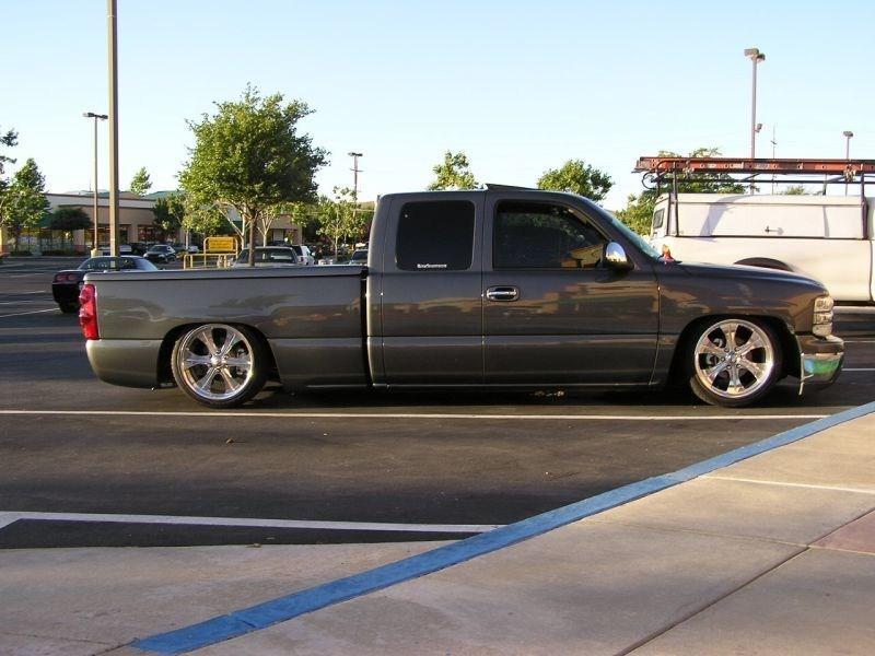 1SIKCHVs 2001 Chevrolet Silverado photo