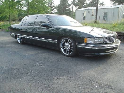 MikeOs 1996 Cadillac De Ville photo