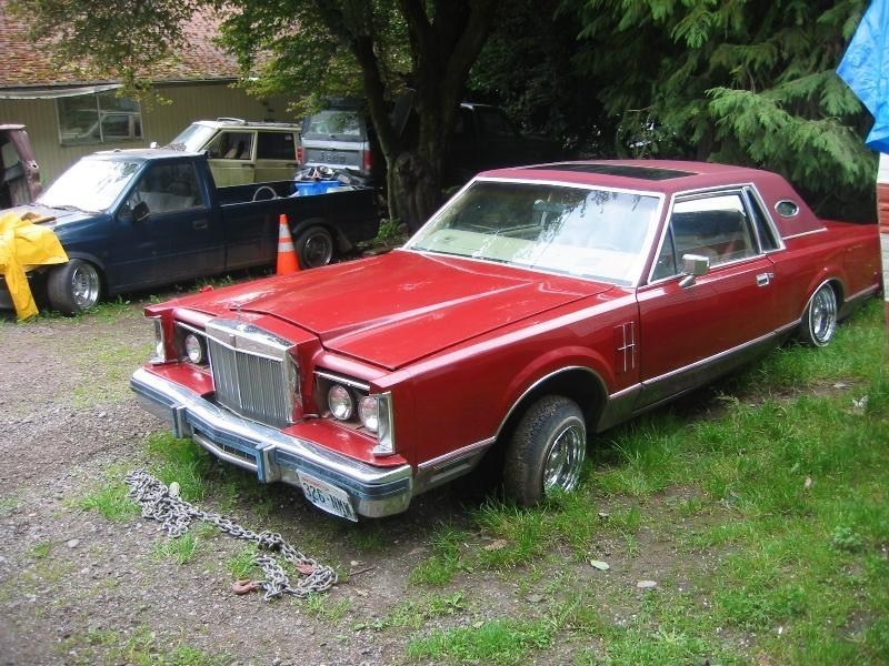 Isuzurollins 1981 Lincoln Mark VIII photo