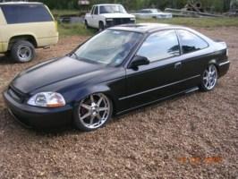 JUGs 1996 Honda Civic photo thumbnail