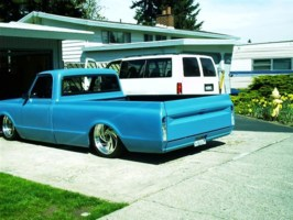 Scotthankeys 1971 Chevy C-10 photo thumbnail
