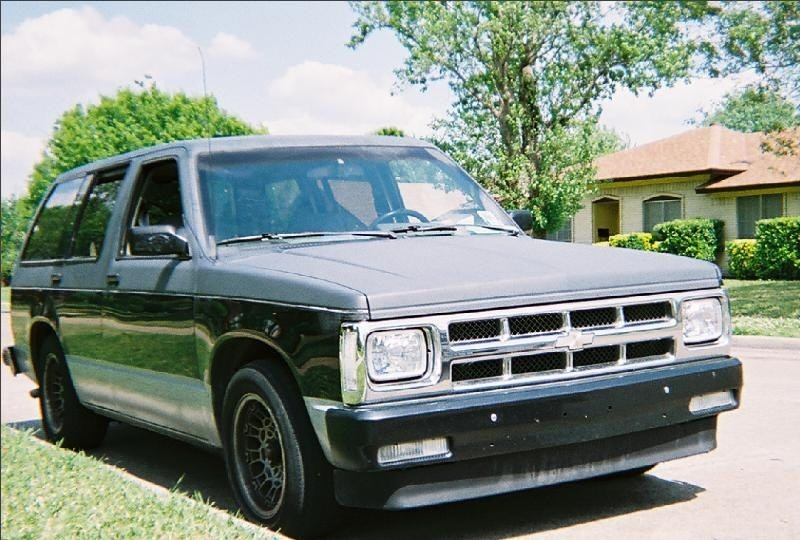 ftplows 1991 Chevrolet Blazer photo