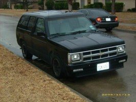 ftplows 1991 Chevrolet Blazer photo thumbnail