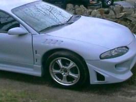 fst2qtrmiles 1996 Mitsubishi Eclipse photo thumbnail