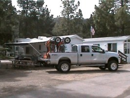 Knightmare08s 2005 Ford  F250 photo thumbnail