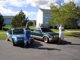 Slammedon18s22s 1996 Chevy S-10 photo thumbnail