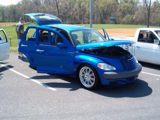Sharkbit79s 2003 Chrysler PT Cruiser photo