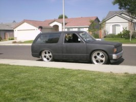blazenide89s 1989 Chevrolet Blazer photo thumbnail