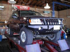 cleancadillacon22ss 2002 Jeep Grand Cherokee photo thumbnail
