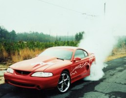 POIZNESs 1994 Ford Mustang photo thumbnail