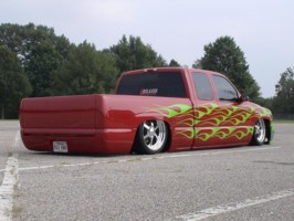 Slammed_Stans 1999 Chevrolet Silverado photo thumbnail