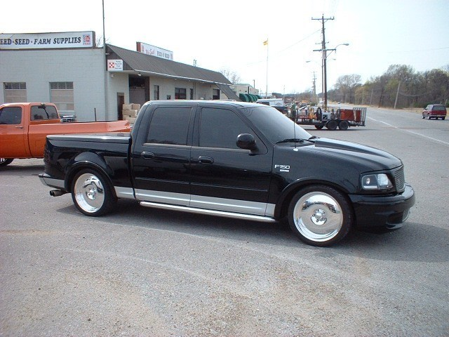 pauls 2001 Ford F150 SuperCrew  photo