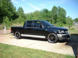 pauls 2001 Ford F150 SuperCrew  photo thumbnail