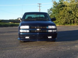 1persononlys 2000 Chevy Xtreme photo thumbnail