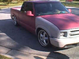 s10on19ss 1995 Chevy S-10 photo thumbnail