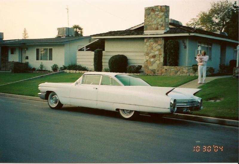 voodo cadiess 1960 Cadillac Coupe De Ville photo