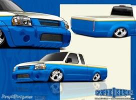 tukin19s 2003 Nissan Frontier photo thumbnail