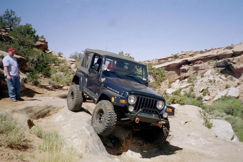 Doodoobs 2003 Jeep Wrangler photo