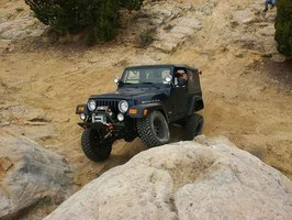 Doodoobs 2003 Jeep Wrangler photo thumbnail