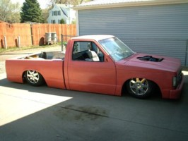 laiddimes 1986 Chevy S-10 photo thumbnail