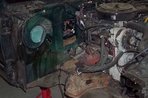 EBalls 1993 Chevy S-10 photo