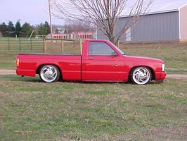 redpupp89s 1989 Chevy S-10 photo thumbnail