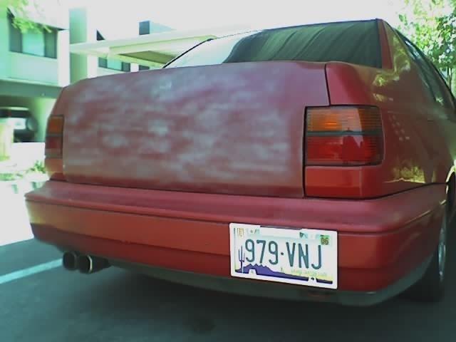 cizivics 1995 Volkswagen Jetta photo