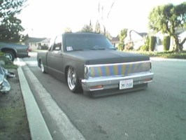 thenicksters 1993 Chevy S-10 photo thumbnail