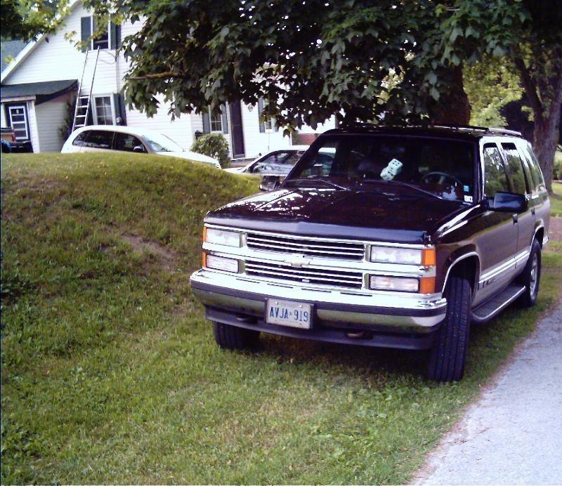 Mac Tahoes 1997 Chevrolet Tahoe photo