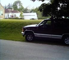 Mac Tahoes 1997 Chevrolet Tahoe photo thumbnail