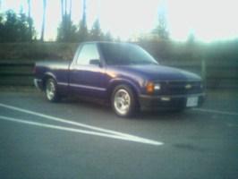 pollois 1995 Chevy S-10 photo thumbnail