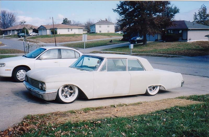 onthegrounds 1962 Ford Galaxie  photo
