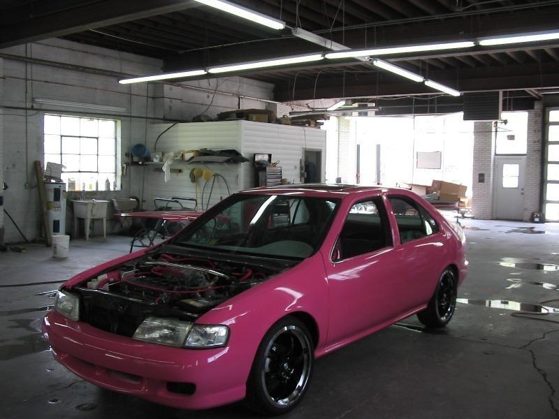 chxdrg2s 1999 Nissan Sentra photo