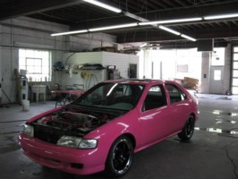 chxdrg2s 1999 Nissan Sentra photo thumbnail