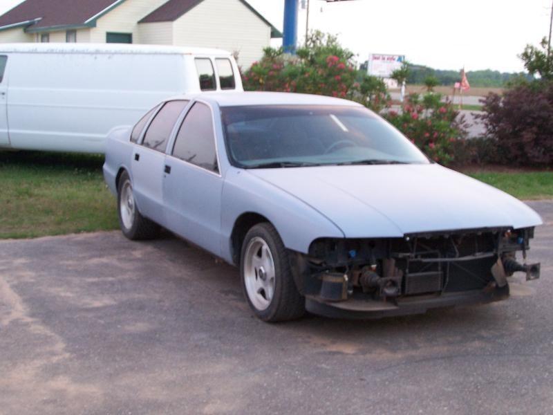 bagedhards 1995 Chevy Impala photo