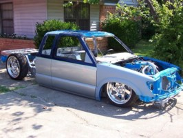 dimebaggeds 1994 Chevy S-10 photo thumbnail