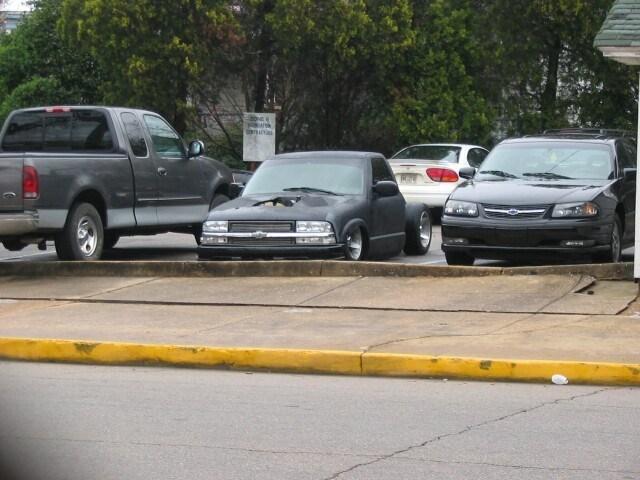 Slambrokes 2003 Chevy S-10 photo