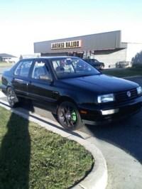 MONSTERnotchedMAZDAs 1996 Volkswagen Jetta photo thumbnail