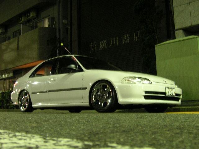 dais 1992 Honda Civic photo