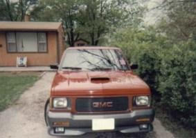 Jereds 1992 GMC Sonoma photo thumbnail