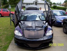 bogues 2001 Chrysler PT Cruiser photo thumbnail