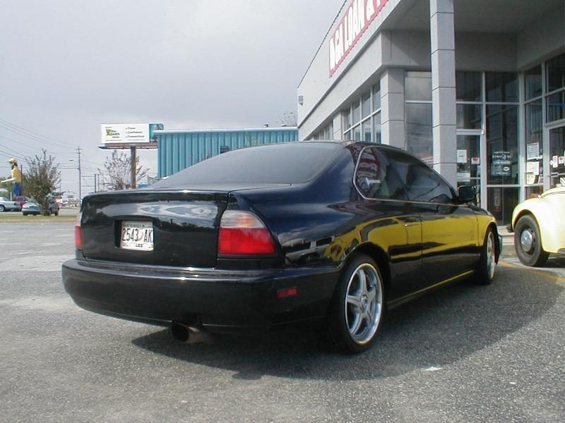 ShavedClean96Accords 1996 Honda Accord photo