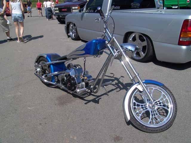 TakeNotess 2003 Show Bikes other photo