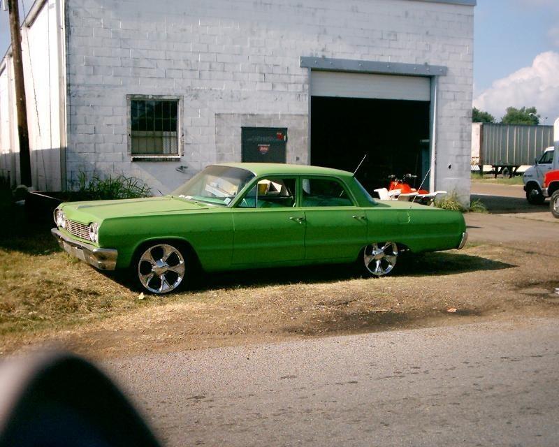 FATBOISCUSTOMSs 1964 Chevy Impala photo