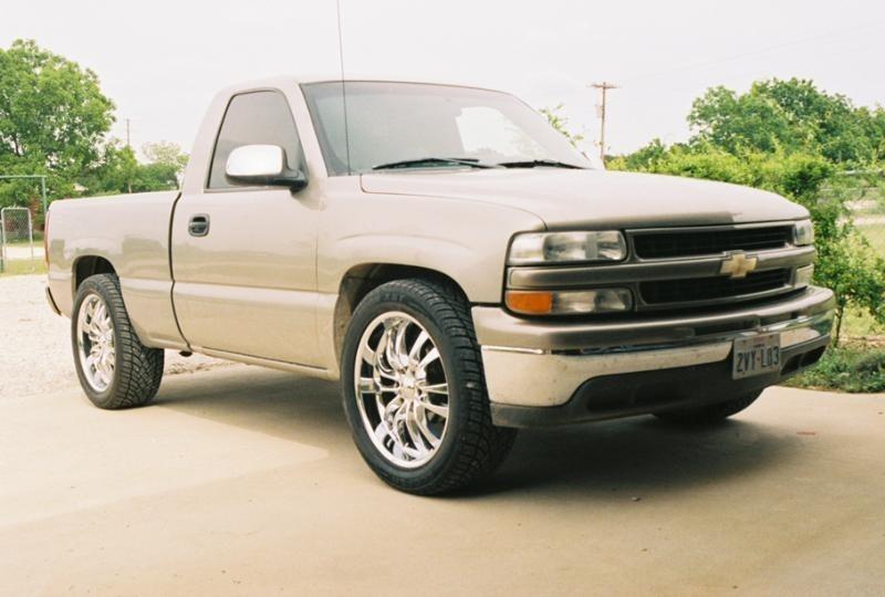 kolorzs 1999 Chevrolet Silverado photo